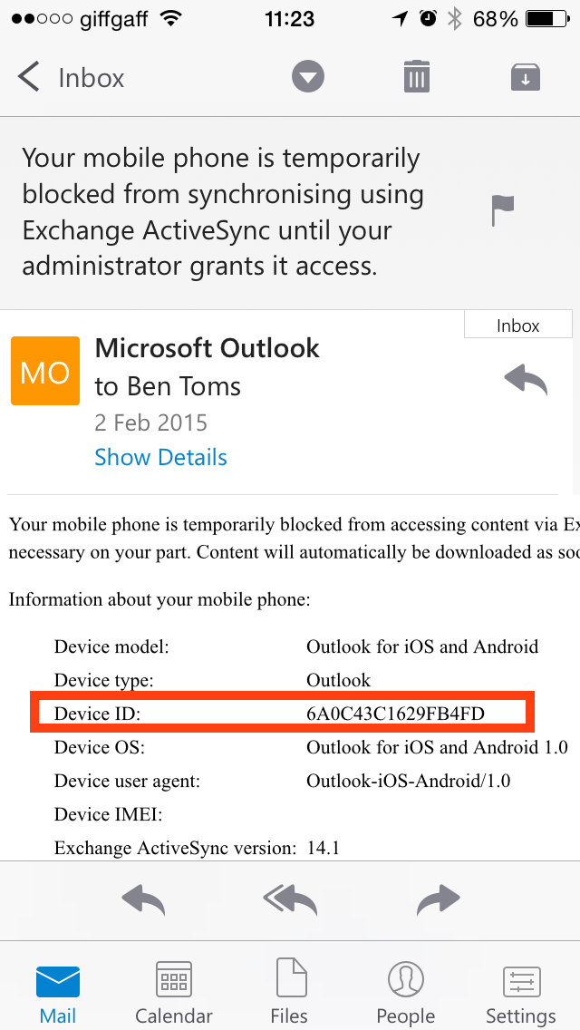 Outlook For Ios And Android Exchanges Allow Block Quarantine List Macmule