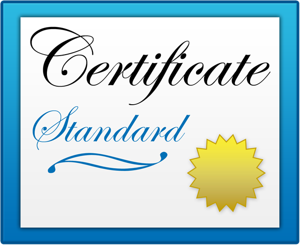 Icon_CertificateStandard